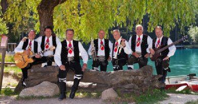 36. Kastelruther Spatzenfest in Südtirol