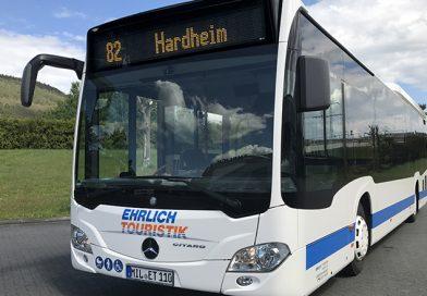 Neue Buslinie nach Hardheim