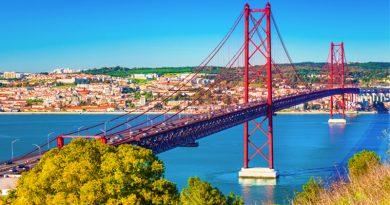 Hamburg nach Lissabon mit AIDAcosma