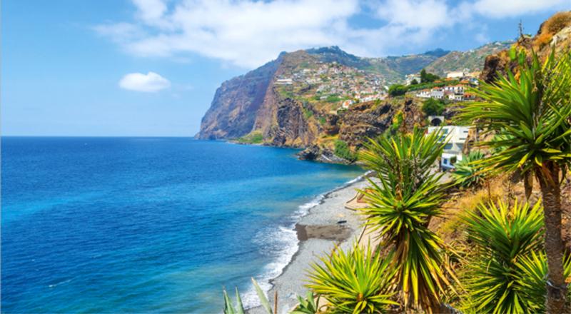 Madeira (Komfortreise) – Gartenparadies im Atlantik