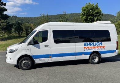 Neue Mercedes-Benz Kleinbusse